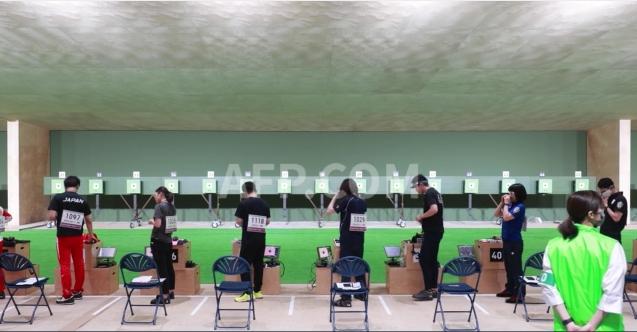 กฎหมายปืนในญี่ปุ่นคือปัญหาสำหรับกีฬายิงปืนในการแข่งโอลิมปิก