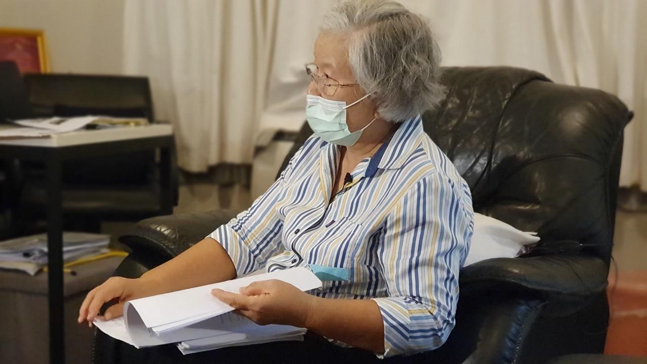 สัมฯคุณหมอเชิดชู 210702 1
