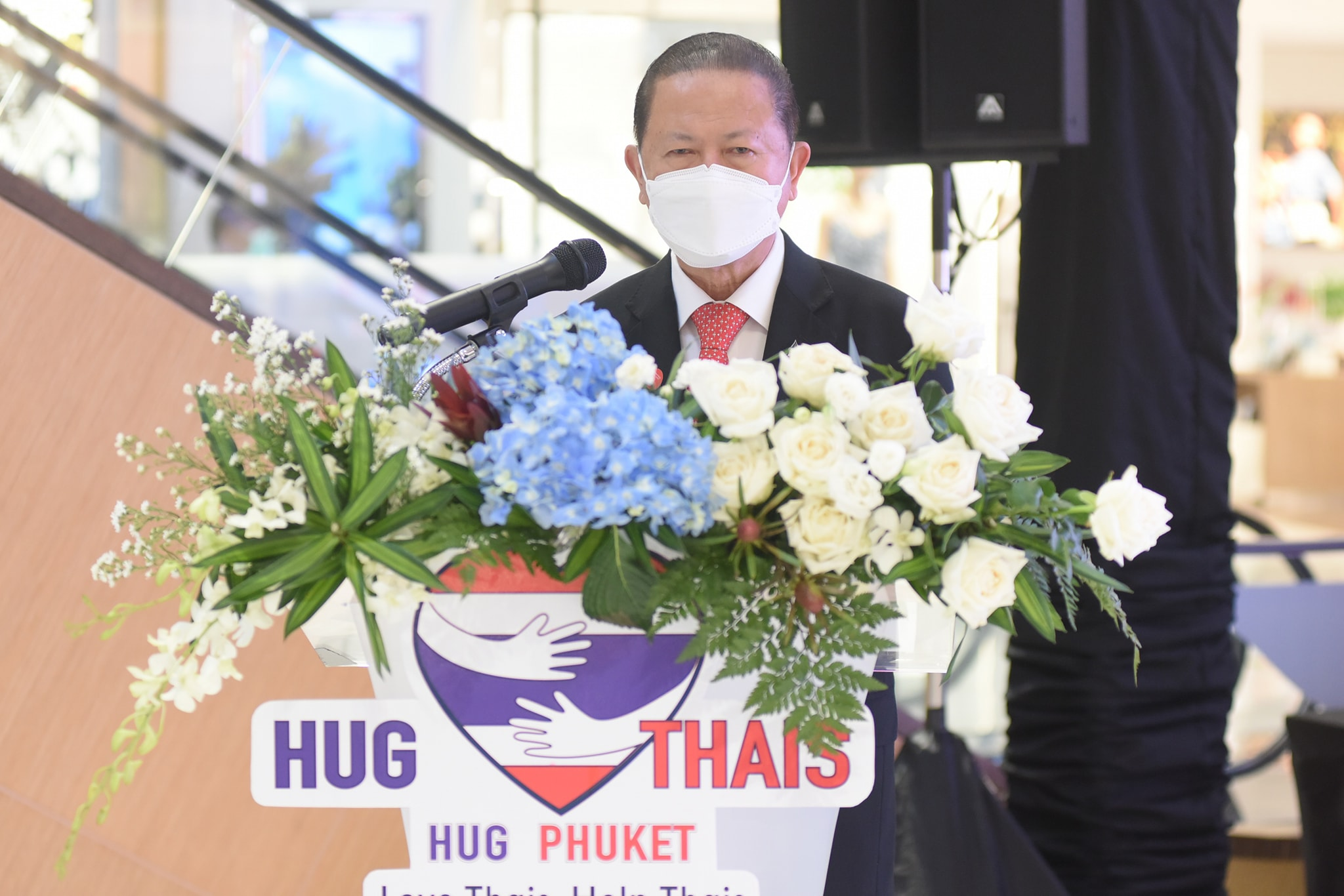 """หอการค้า เปิด """"ฮักไทย ฮักภูเก็ต"""" หนุนเปิดประเทศ คาดสร้างเม็ดเงินกว่า 1.2 หมื่นล้าน"""