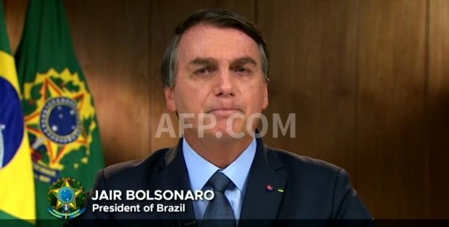 ผู้นำบราซิลเตรียมแหกกฎประชุม UN -ไปประชุมทั้งที่ยังไม่ฉีดวัคซีน