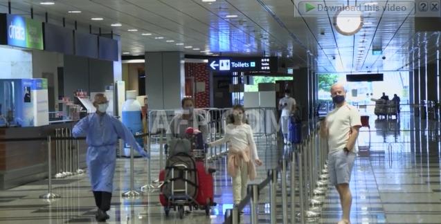สิงคโปร์เปิดรับนักเดินทางจากประเทศเอเชียใต้
